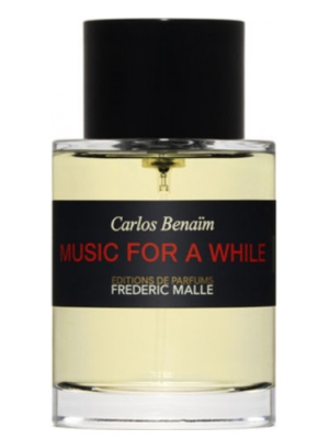 Frederic Malle Editions de Parfums Music for a while Edp